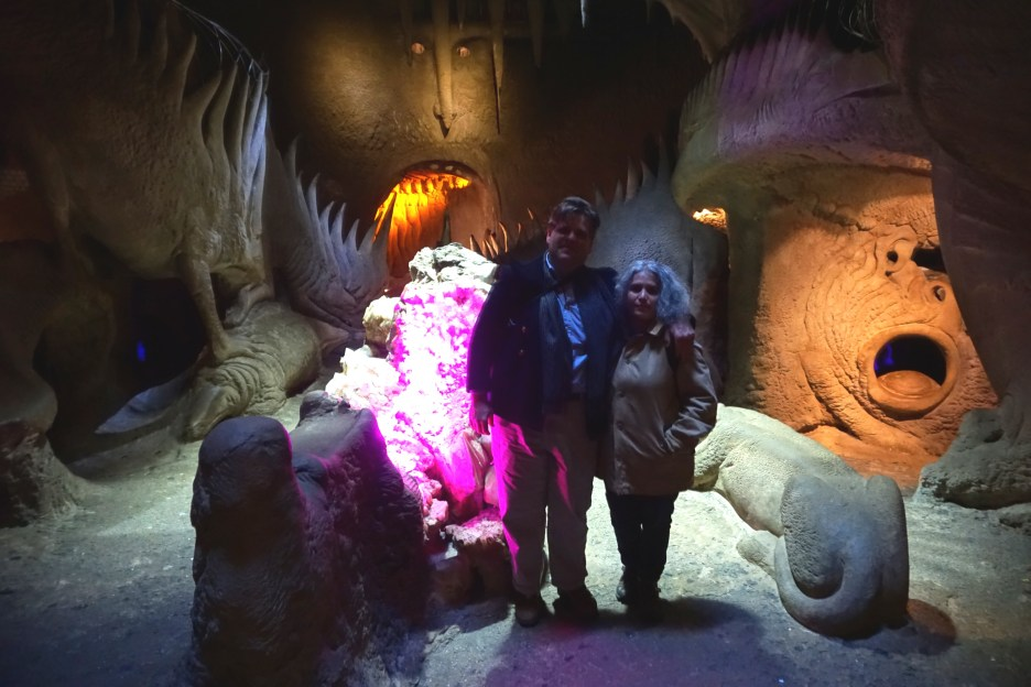 Richard Schave and Kim Cooper, City Museum
