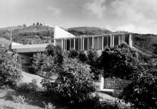 Neutra Beckstrand House