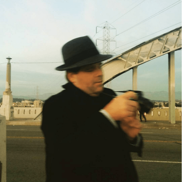 Richard Schave says goodbye to the Sixth Street Bridge