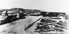 El Pueblo, circa 1880