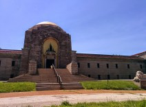 Oak Grove Cemetery mausoleum