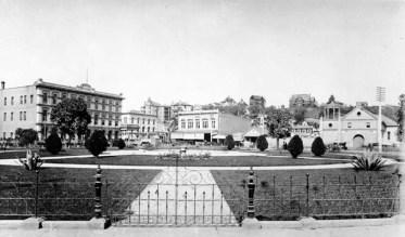 El Pueblo, circa 1890