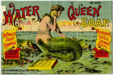 water queen soap 1894