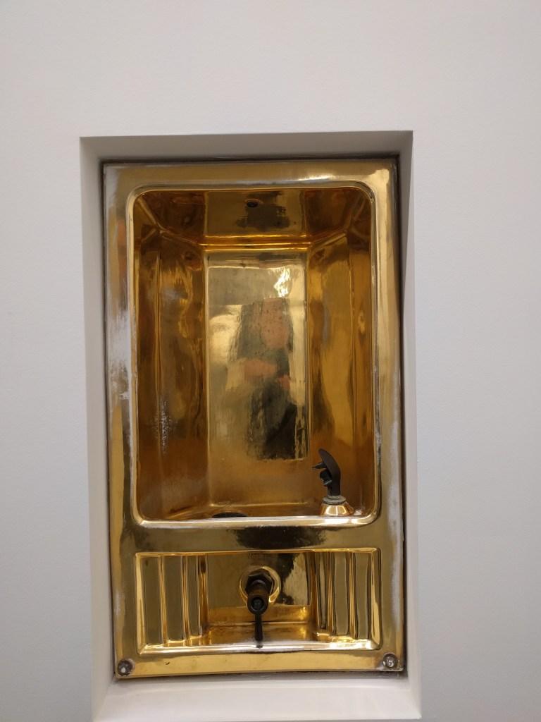 scottish rite gilded fountain