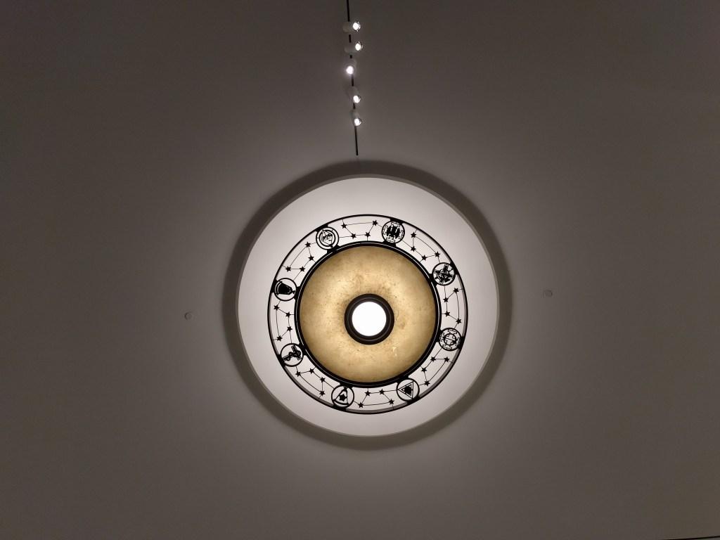 scottish rite lamp detail