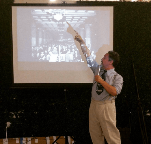 Nathan Marsak gets us oriented in the Los Angeles Subway Terminal