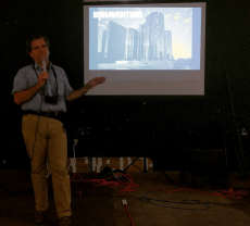 Richard Schave bemoans the Bonaventure Hotel's destruction of the old Subway Tunnel