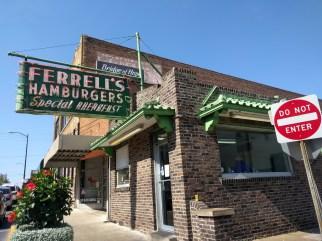 hopkinsville ferrells hamburgers