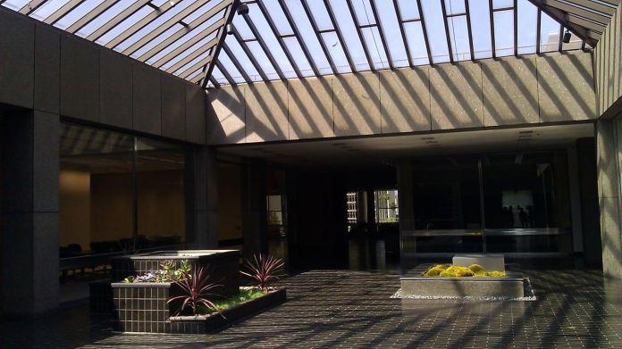 Atrium Pereira Times-Mirror HQ