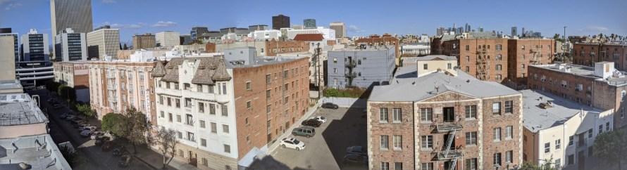 700 Block S Normandie Ave. Empty Lot is 738 S Normandie, the Jamison Properties project in question.