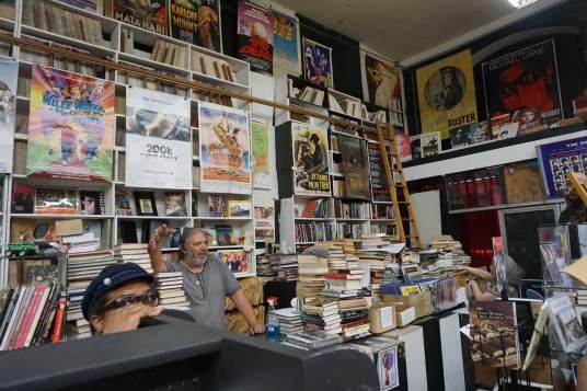 Larry Edmunds Bookshop today
