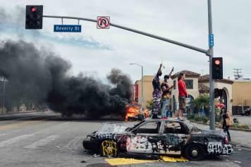 Saturday May 30 -- Fairfax & Beverly --- Photo by Kemal/StreetwiseLA