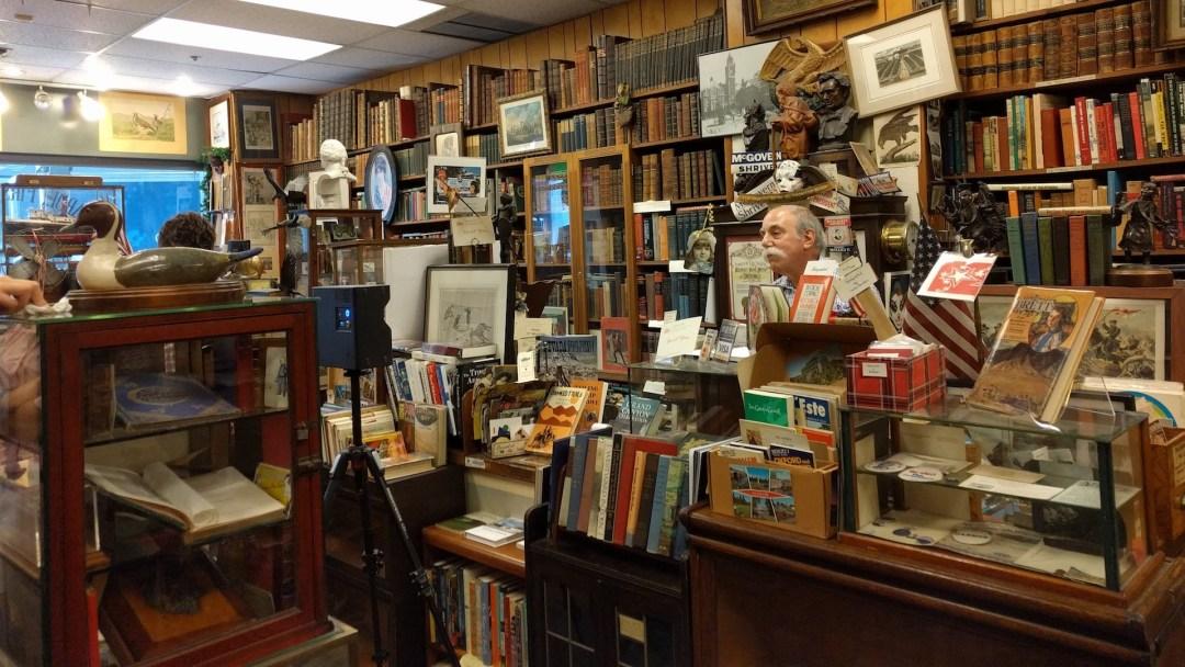 The inimitable Leonard Bernstein of Caravan Books