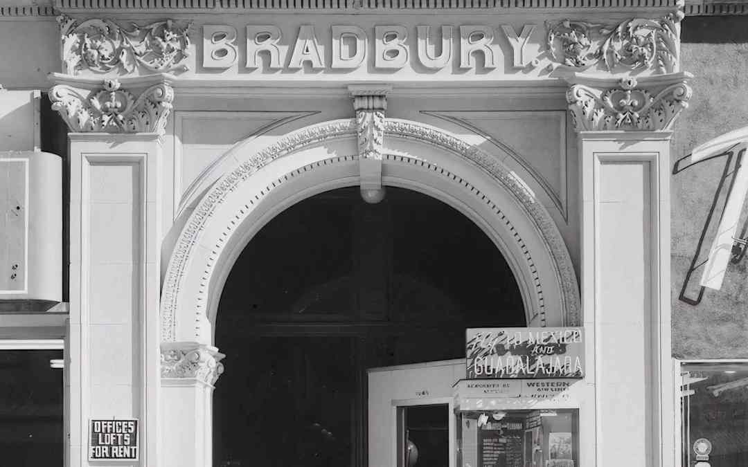 "Esotouric Takes You ""Inside the Bradbury Building"" Webinar"