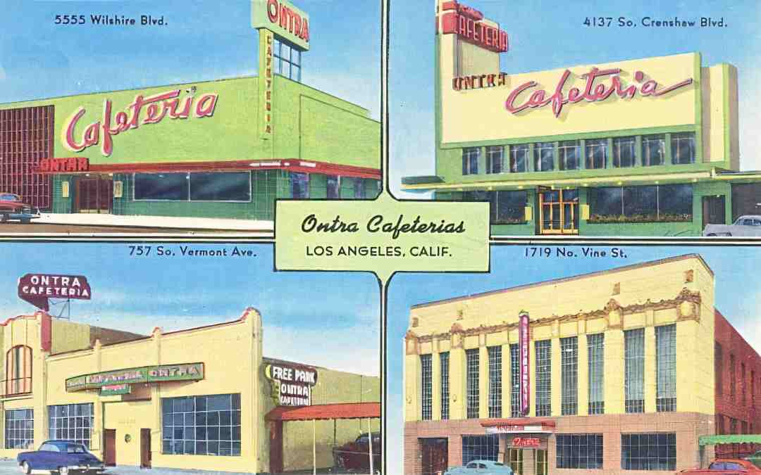 Esotouric Presents A Love Letter to the Cafeterias of Old Los Angeles