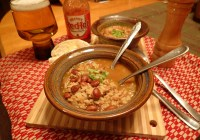 Dirty Rice Soup