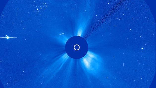 Plasma lanciata dal Sole provoca una tempesta geomagnetica sulla Terra