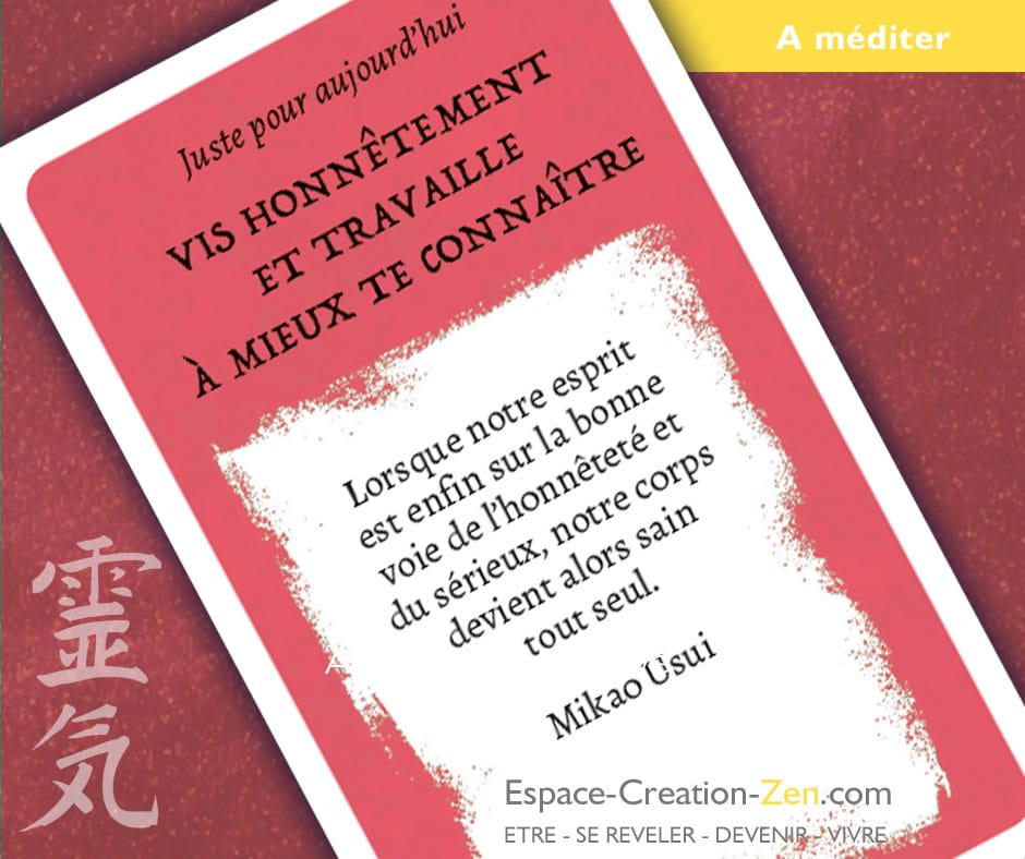 Citations Carte Reiki
