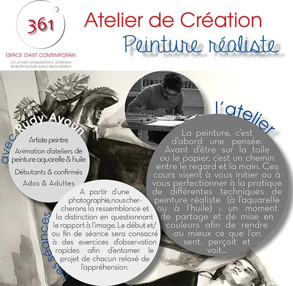 Franais Peinture Raliste Espace 361