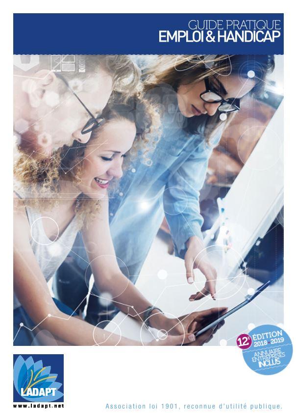 Outil E Guide Pratique Emploi Handicap 2018 2019 Espace Emploi