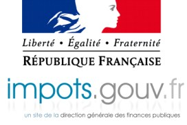 Logo impots