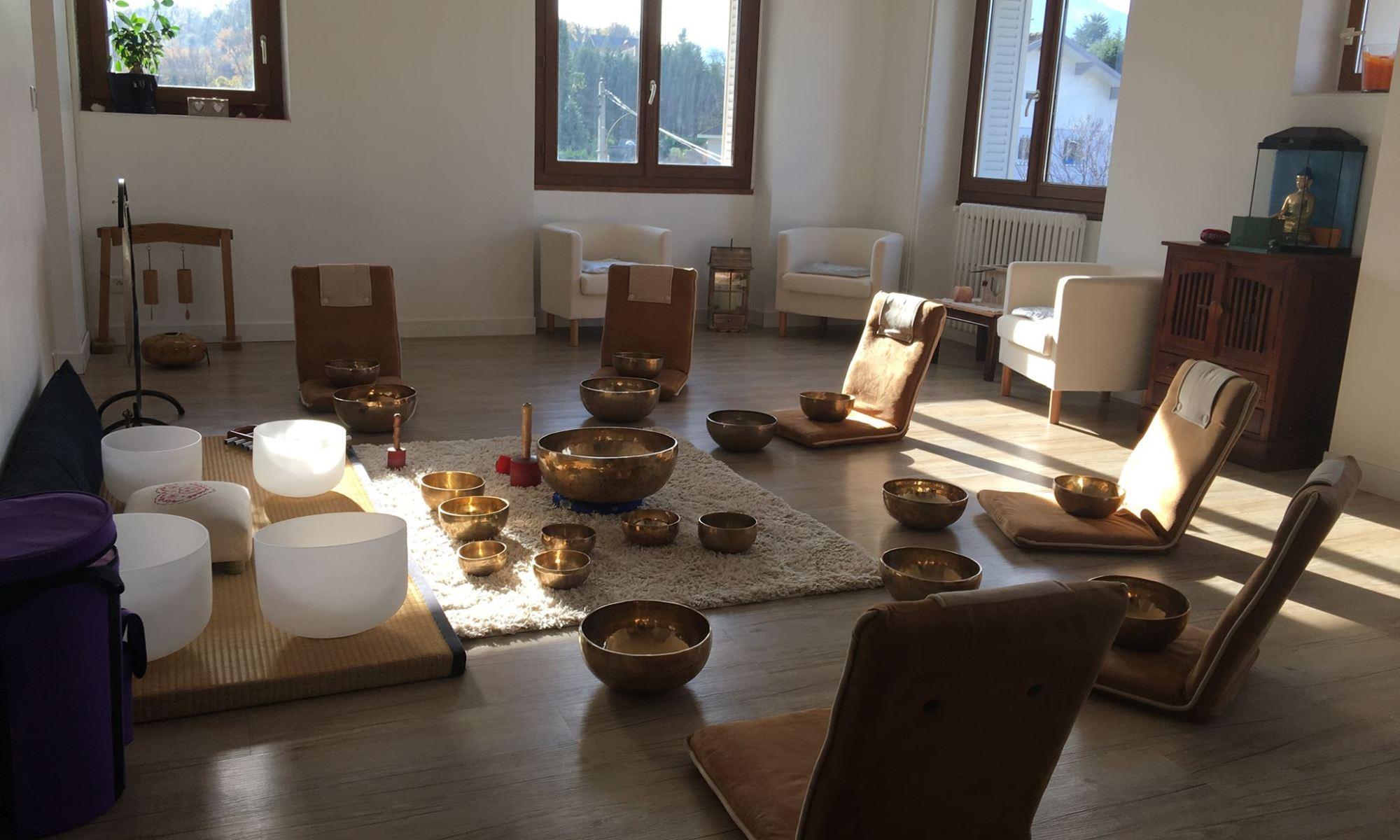 Salle méditation