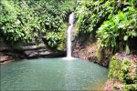 Bel ensemble cascade-bassin