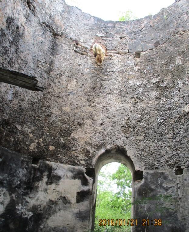 Ruines d'un ancien moulin