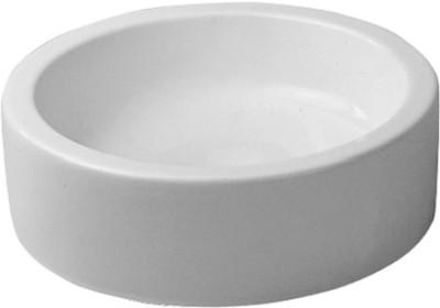 vasque ronde meulee a poser duravit