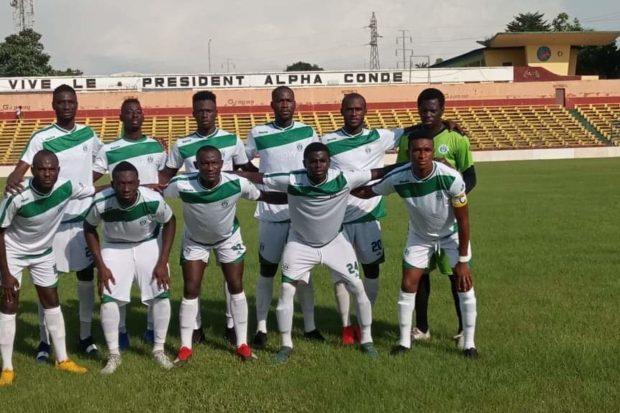 Ligue 1 pro: début de saison difficile pour le Hafia