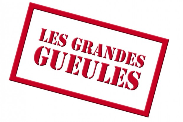 LES GRANDES GUEULES DU 07 NOVEMBRE 2019
