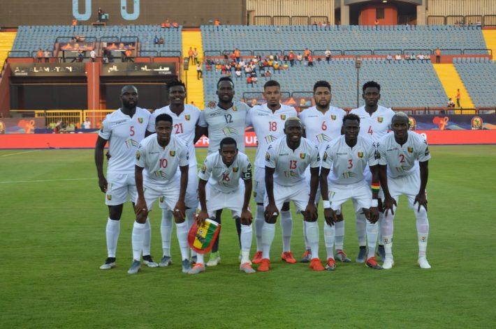 Éliminatoires CAN 2021: La Guinée dompte la Namibie et s'empare de la tête du groupe A
