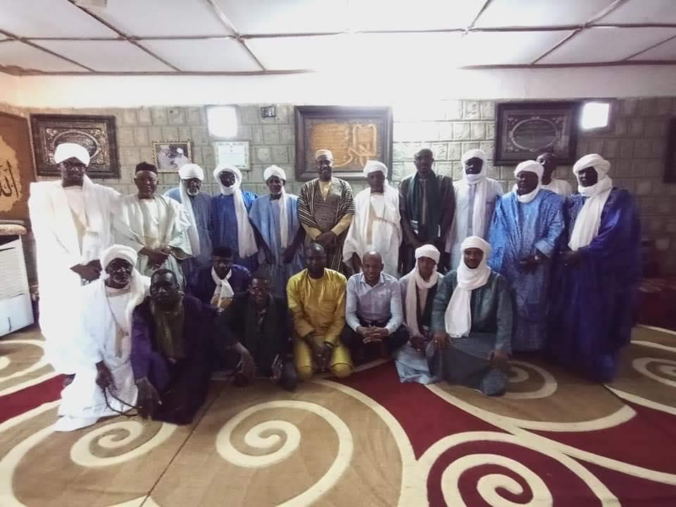 MALI : Visite à Toumbouctou de Moussa MARA Ancien Premier Ministre