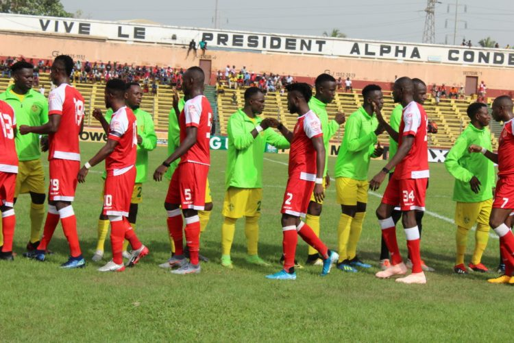 Ligue 1: le Horoya perd le classico contre ASK
