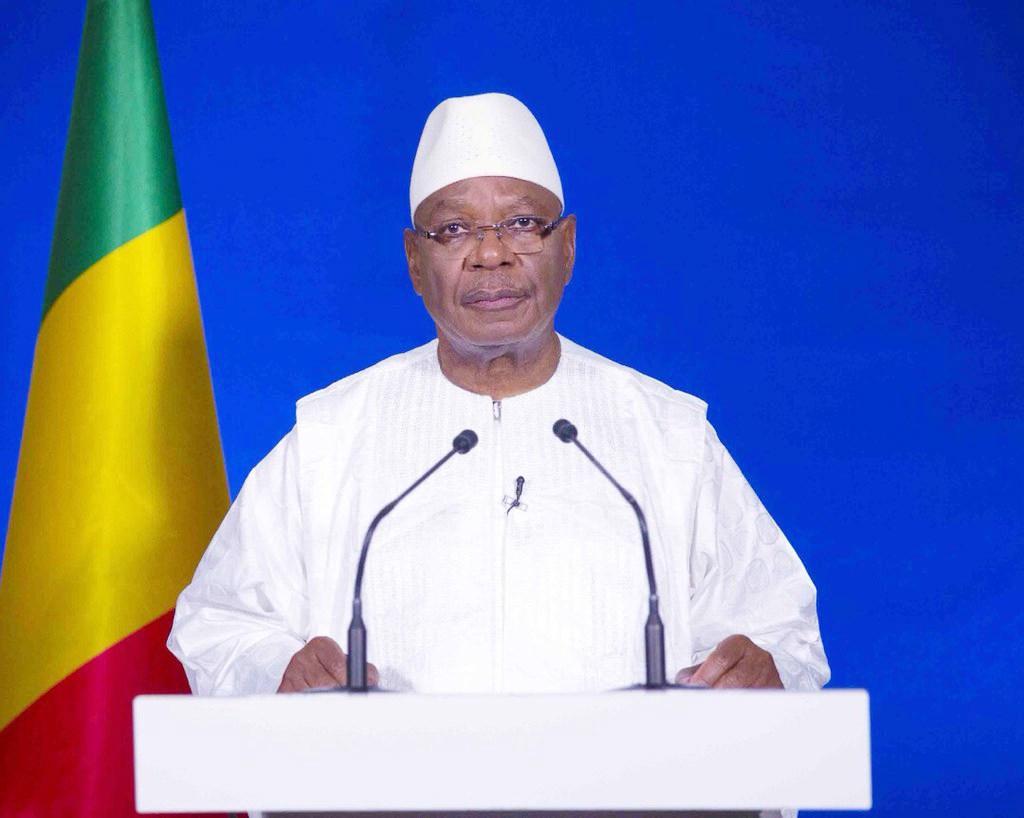 Mali: le président IBK confirme l'ouverture d'un dialogue avec des chefs jihadistes