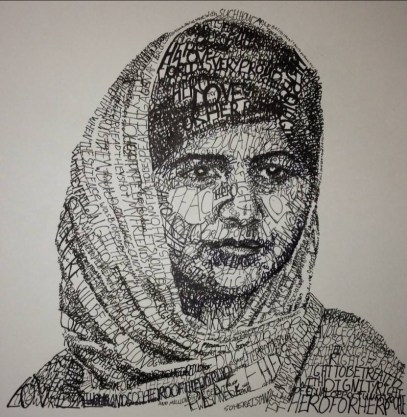 Malala Yousafzai cc volp91w Michael Volpicelli