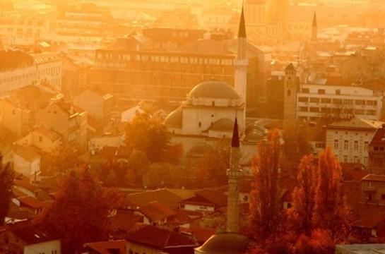 Mezquitas en Sarajevo