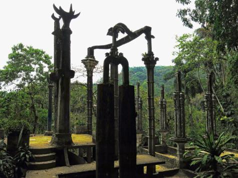 escultura edward james