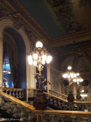 Teatro Nacional arquitectura