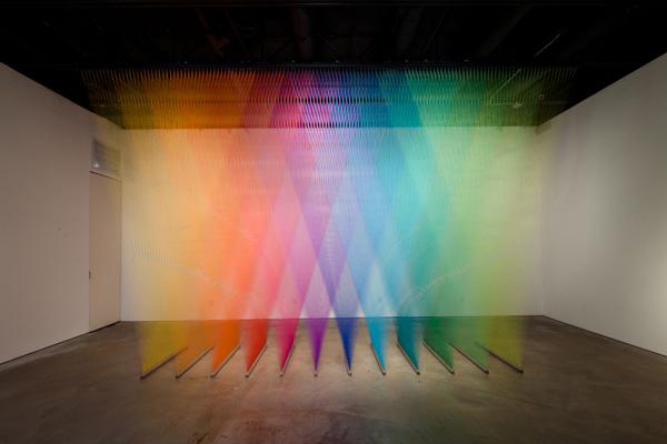plexus hilos de colores