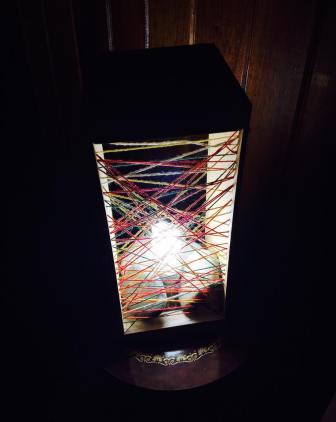 Lámpara Lucy Granados