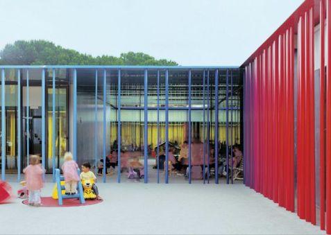 arquitectura en escuelas