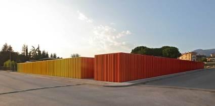 arquitectura escuela niños