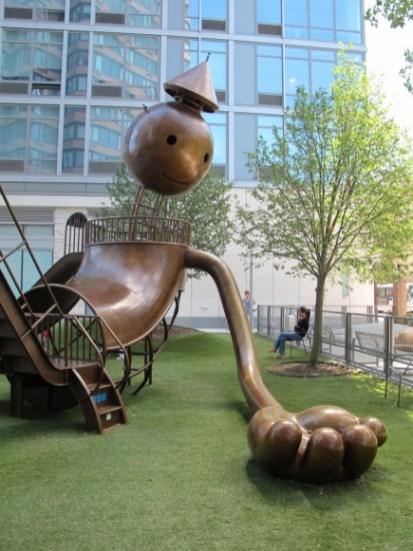 parques infantiles diseño