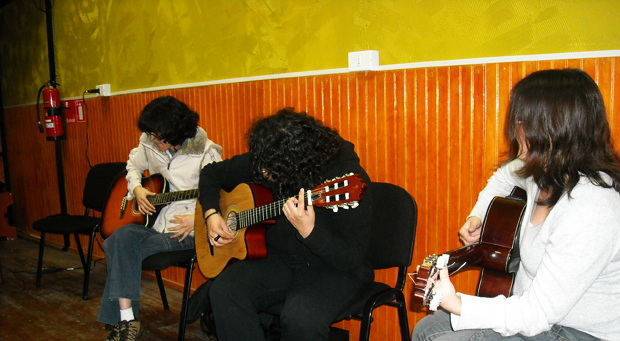 Taller de Guitarra Adultos – 2010