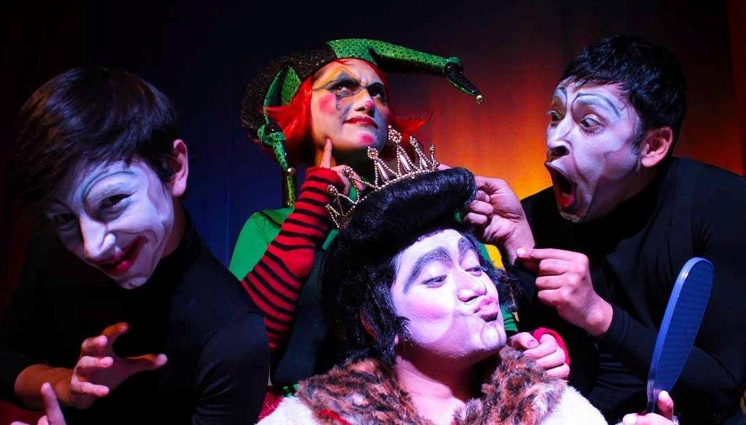 El Rey Enchulado – Teatro Infantil en Iquique 2011