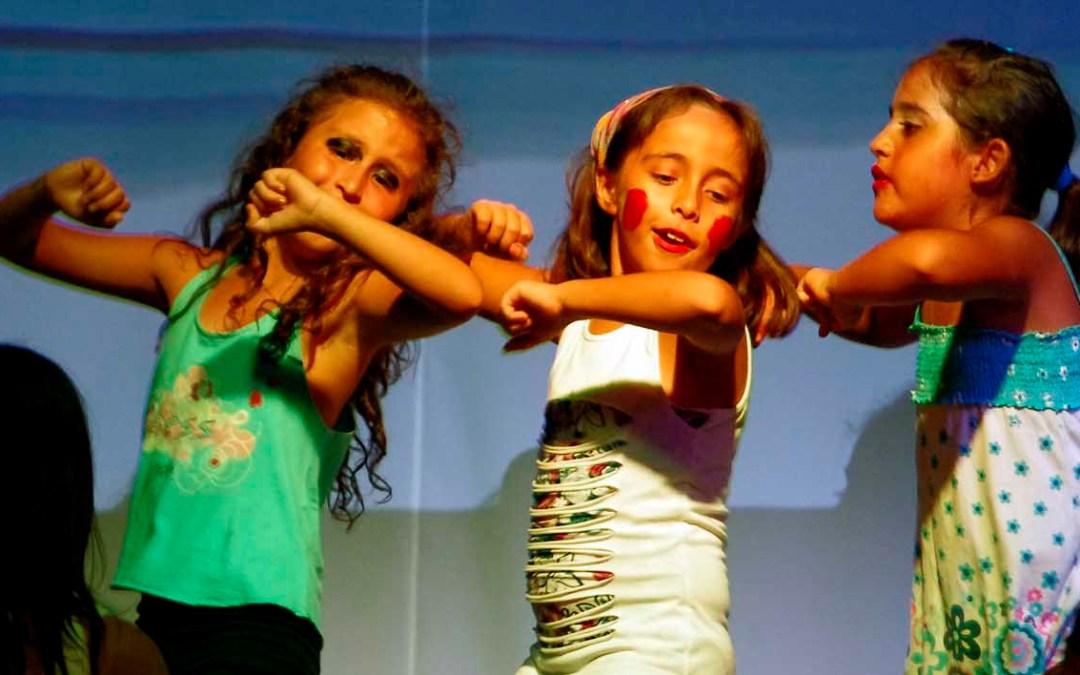 Taller de Teatro Infantil – Iquique 2011