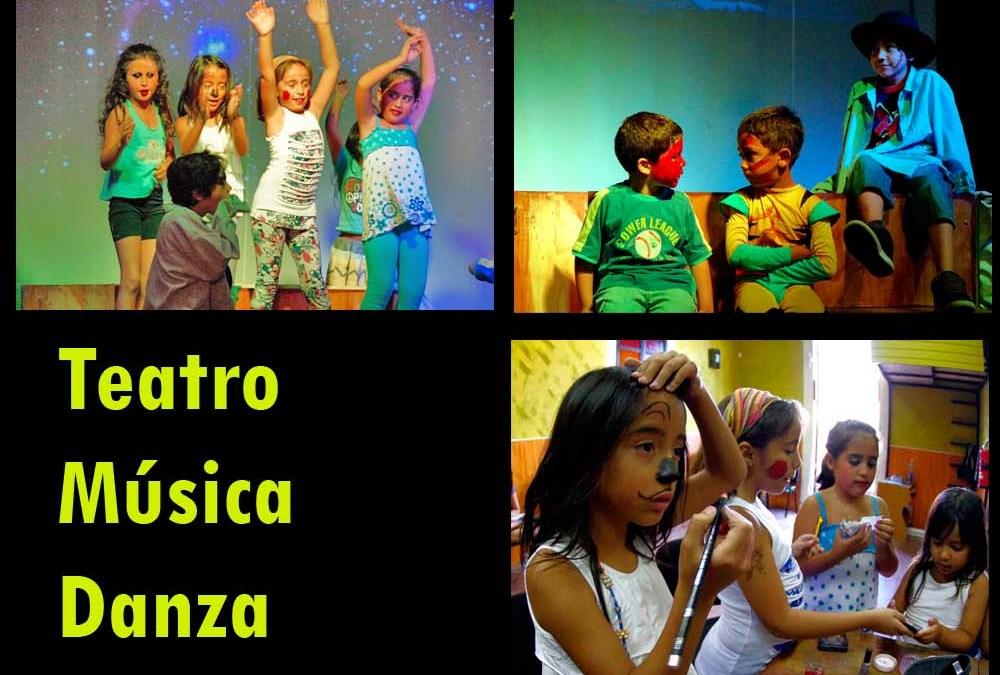 Escuela Artística Iquique – Verano 2012