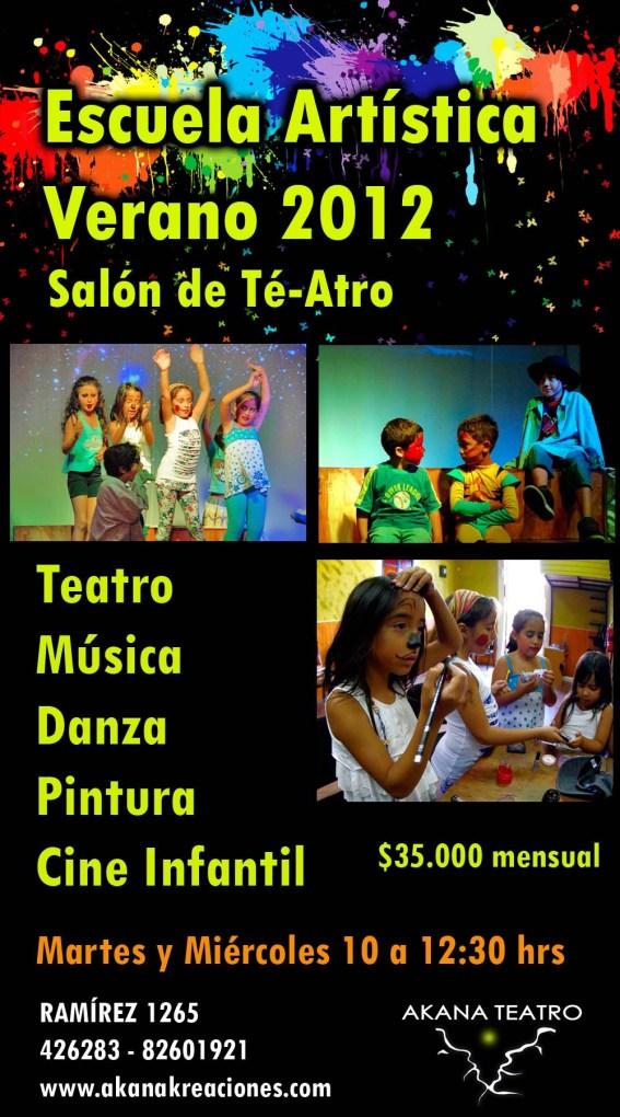 Taller-Artístico-Escuela-de-Verano-20121