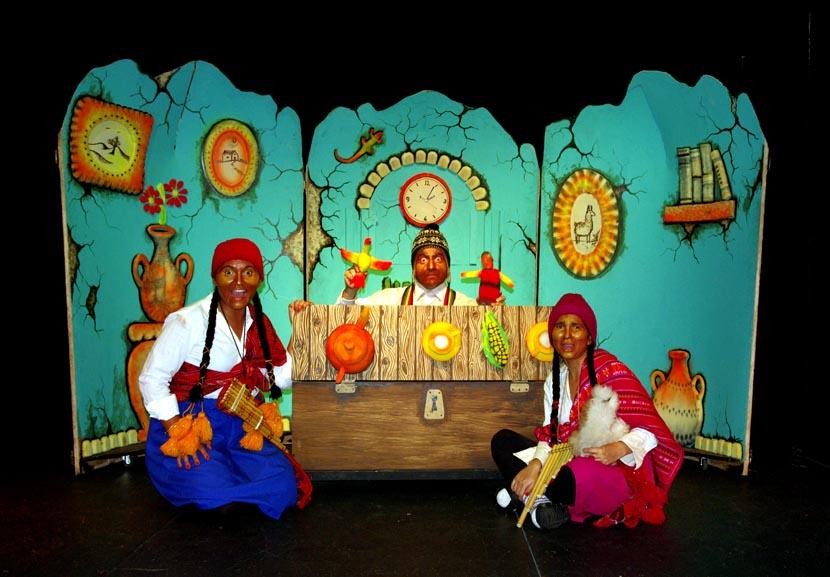 El Canto del Alicanto – Teatro Familiar – Iquique 2012